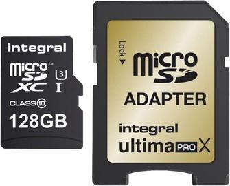 Integral Ultima Pro X 128GB micro SDHC UHS-1 Class 10