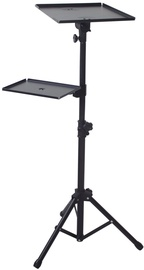 Techly Tripod for Laptops and Projectors w/ Additional Shelf