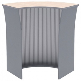 Skyland Corner Reception Stand Imago PC-5 Maple/Metallic