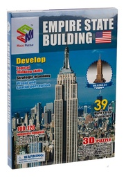 3D pusle Pilvelõhkuja 525084687
