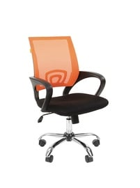 Chairman 696 TW Chrome Chair Orange