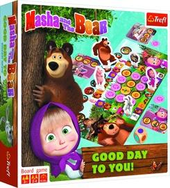 Stalo žaidimas Trefl Masha And The Bear, EN