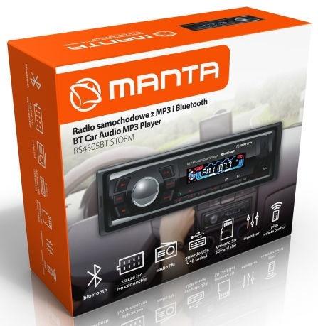 Manta RS4505BT STORM
