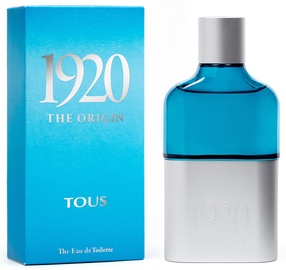 Tualetes ūdens Tous 1920 The Origin 60ml EDT