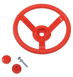 KBT Steering Wheel for Playgrounds Red