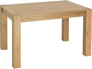 Home4you Turin Table 125/165cm Light Oak