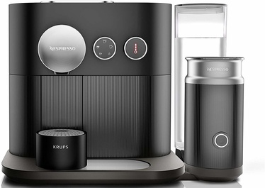 Krups Nespresso Expert Coffee Machine XN6018 Black