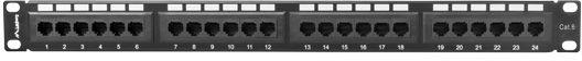 Lanberg PPU6-1024-B 24 Port Panel