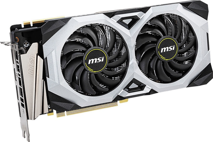 MSI GeForce RTX 2070 Super Ventus GP OC 8GB GDDR6 PCIE RTX2070SUPERVENTUSGPOC