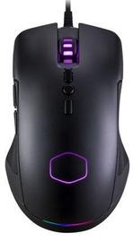 Žaidimų pelė Cooler Master CM310 RGB CM-310-KKW02 Black, laidinė, lazerinė