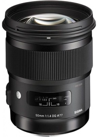 Sigma AF 50mm f/1.4 DG HSM Art for Canon