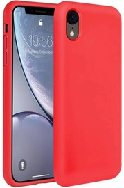 Hurtel Soft Flexible Back Case For Apple iPhone XR Red