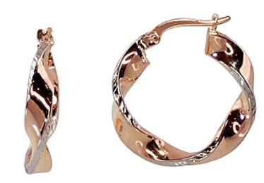 Diamond Sky Gold Earrings Reverence IV