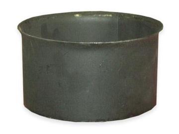 Dūmvada caurule līdz sienai ABX 150MM