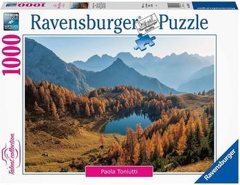 Ravensburger Puzzle Lake Bordaglia Friuli Venice 1000pcs 16781