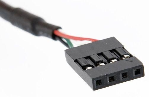 Modecom Card reader MC-CR107 Silver/Black