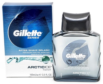Gillette Series Arctic Ice Aftershave Lotion 100ml