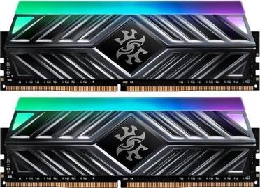 ADATA XPG Spectrix D41 Titanium Gray 16GB 2666MHz CL16 DDR4 KIT OF 2 AX4U266638G16-DT41
