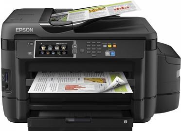 Multifunktsionaalne printer Epson L1455, tindiga, värviline