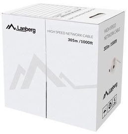 Lanberg Network Cable LCU5-12CU-0305-S Grey 305m