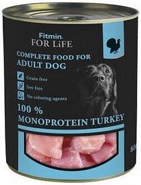 Fitmin For Life Dog Tin Turkey 800g