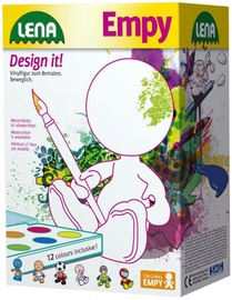 Lena Empy Figure For Drawing 42826