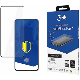 Защитное стекло 3MK Max FP Samsung G991 S21, 9h