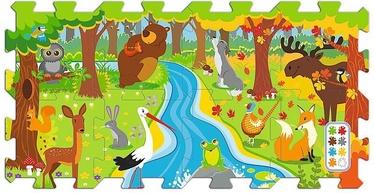 Dėlionė Trefl Floor Puzzle Fun Forest 60698