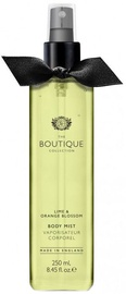 Спрей для тела The English Bathing Company Boutique Lime & Orange Blossom, 250 мл