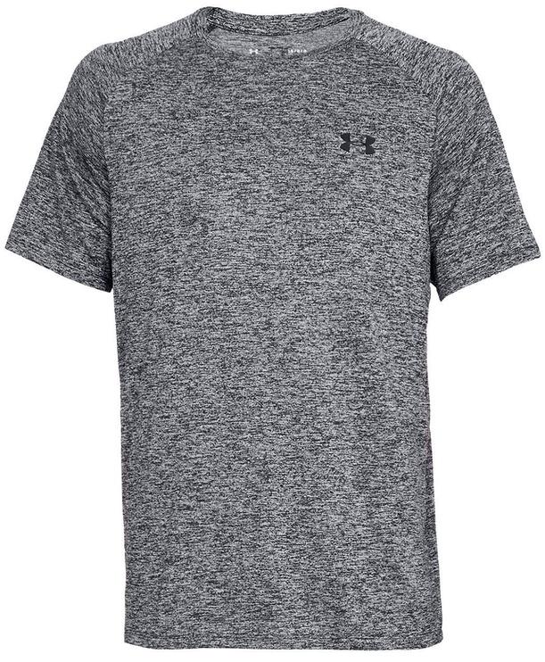Under Armour Tech 2.0 Short Sleeve Shirt 1326413-002 Grey XXL
