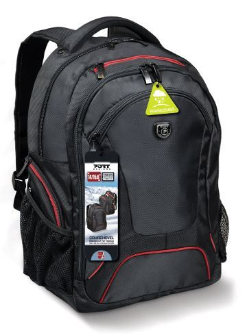 Port Designs Notebook Backpack 14-15.6'' Black