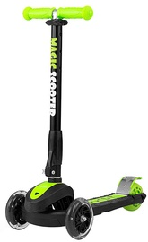 Milly Mally Magic Scooter Green 2824