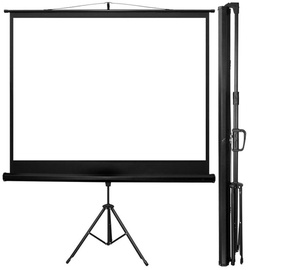 4World Tripod Projection Screen 200x200 112""