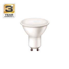 SPULDZE LED 120D 6W GU10 WW ND 500LM (STANDART)
