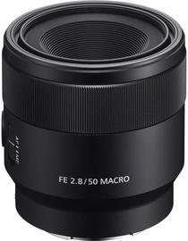 Sony SEL-50M28 FE 50mm Macro Lens