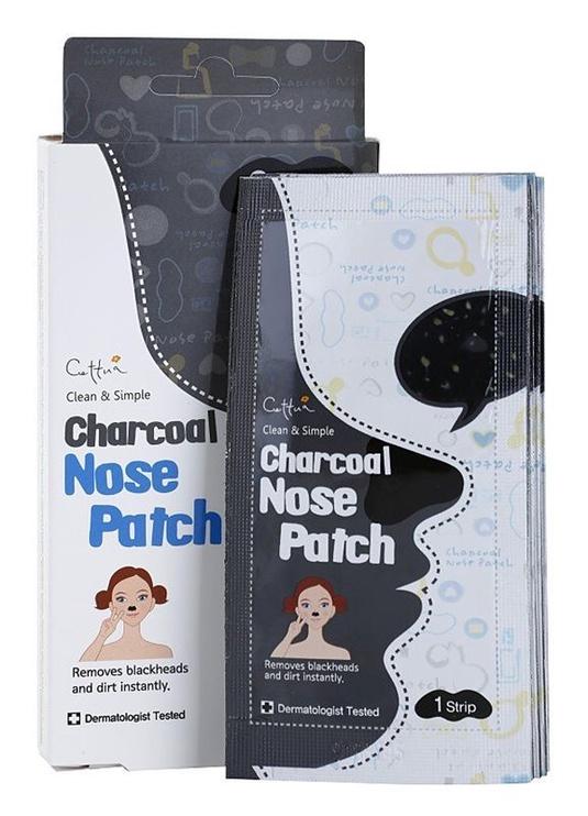 Cettua Charcoal Nose Strip 6pcs