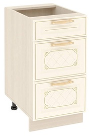 DaVita Milana 23.59 Kitchen Bottom Cabinet Astrid Pine/Vanilla