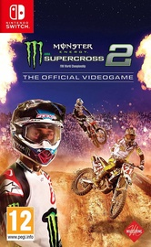 Žaidimas Monster Energy Supercross 2 - The Official Videogame SWITCH