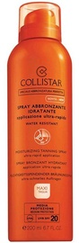 Collistar Moisturizing Tanning Spray SPF20 200ml