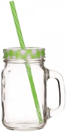 Arkolat Smoothie Jar With Handle 450ml