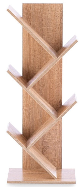 Plaukts Homede Hurx Oak