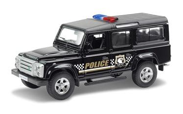 Politseiauto Land Rover, 1:32