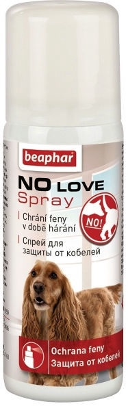 Beaphar No Love Spray 150ml