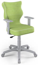 Детский стул Entelo Duo Size 6 VS06, зеленый/серый, 400 мм x 1045 мм