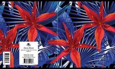Jānis Roze Notebook JR9 48 Pages Lily