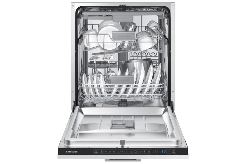 Įmontuojama indaplovė Samsung DW60R7070BB/EO