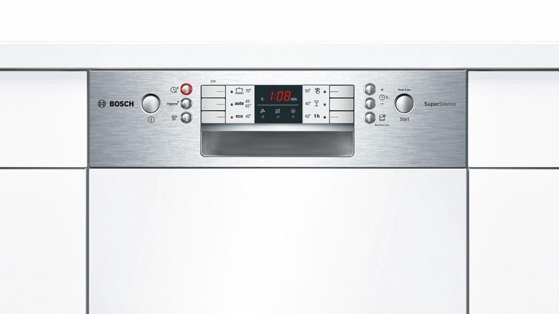 Įmontuojama indaplovė Bosch Serie 4 SPI46MS01E