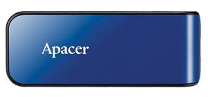 Apacer AH334 64Gb Blue