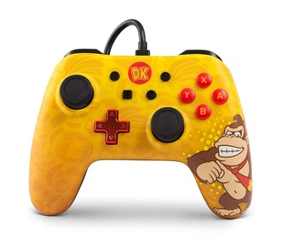 PowerA Wired Controller Donkey Kong Edition