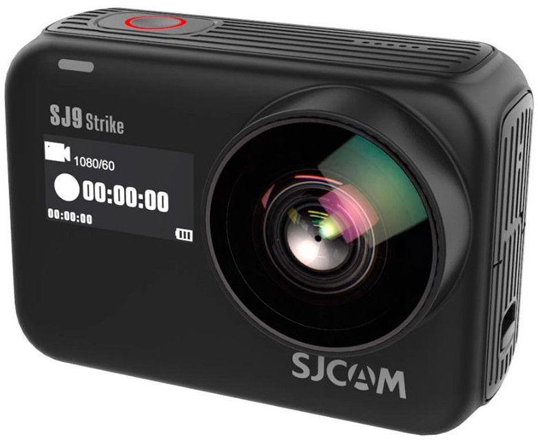 Seikluskaamera Sjcam SJ9 Strike Black